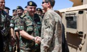 U.S. Central Command Commader visits Lebanon